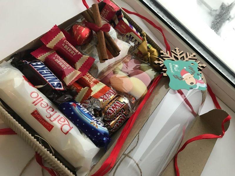 20 идей оригинальных праздничных наборов к Новому году
