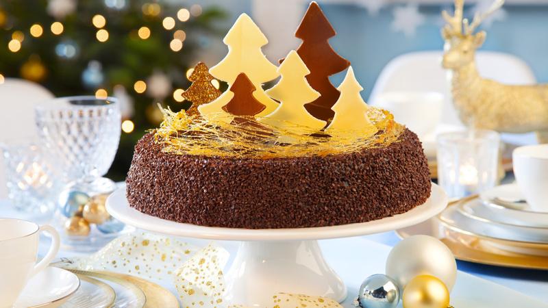 20 идей новогодних пирогов