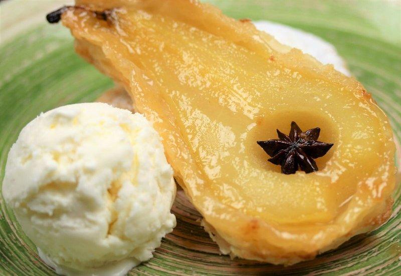 21 идея десертов из груш