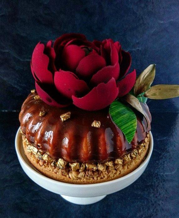 Муссовые торты