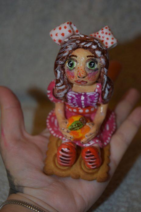 Фигурка марципан