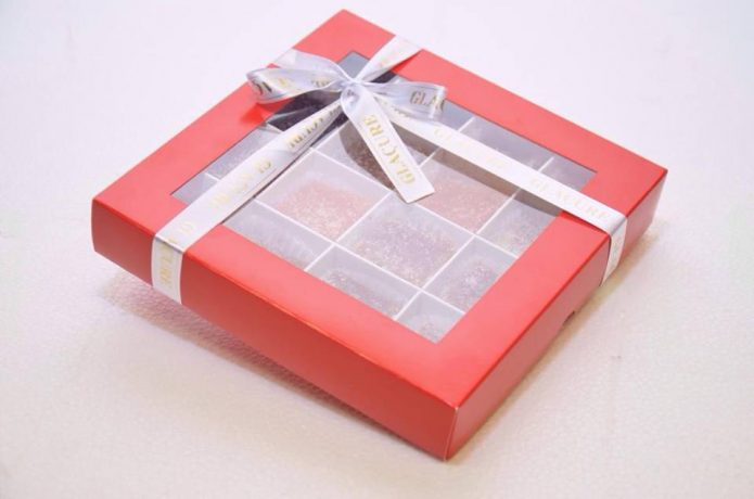 Мармелад в коробке