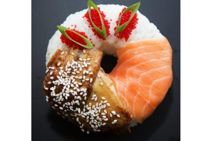 Рисовый пончик