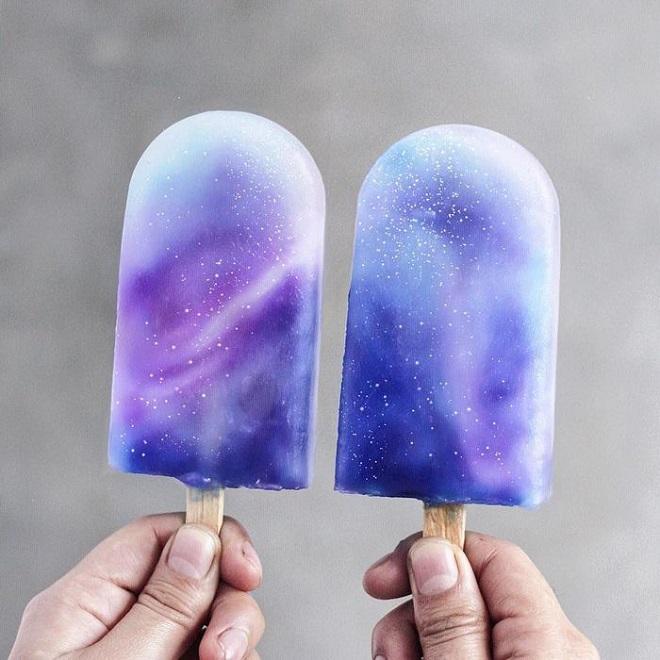 Галактическое мороженое