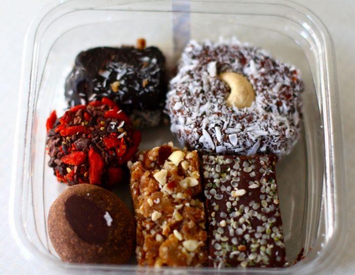 фитнес-конфеты
