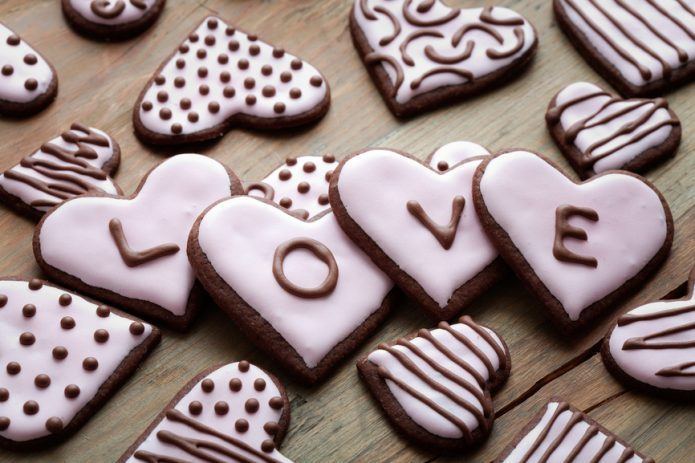 десерты на 14 февраля