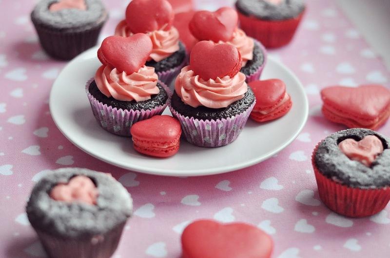 Идеи простых десертов на 14 февраля