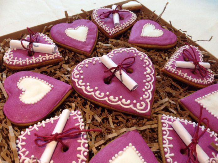 Печенье с пожеланиями