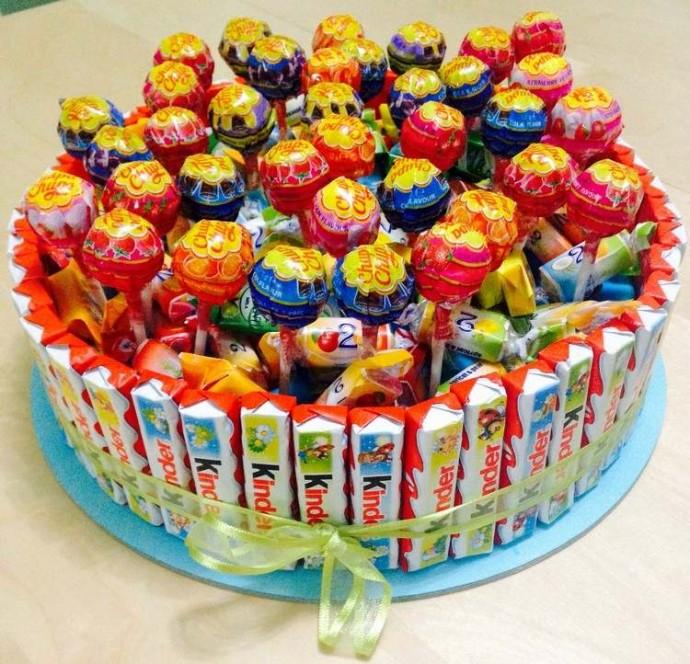 Чупа-Чупсы и конфеты