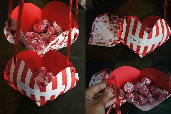 Конвертики для конфет