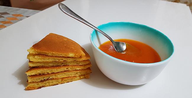 Американские панкейки на кефире: оригинальные рецепты здоровой пищи