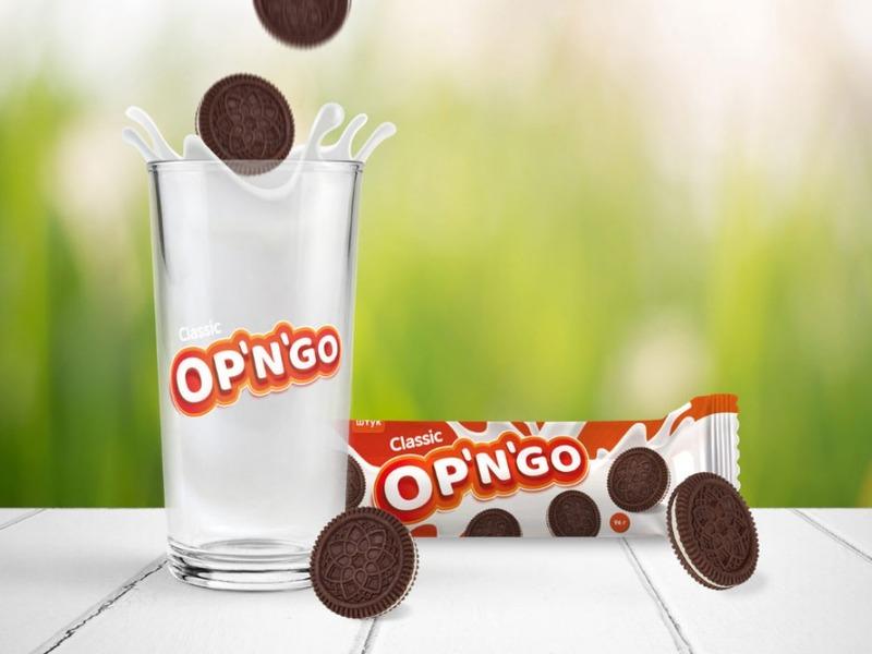 печенье OP'N'GO