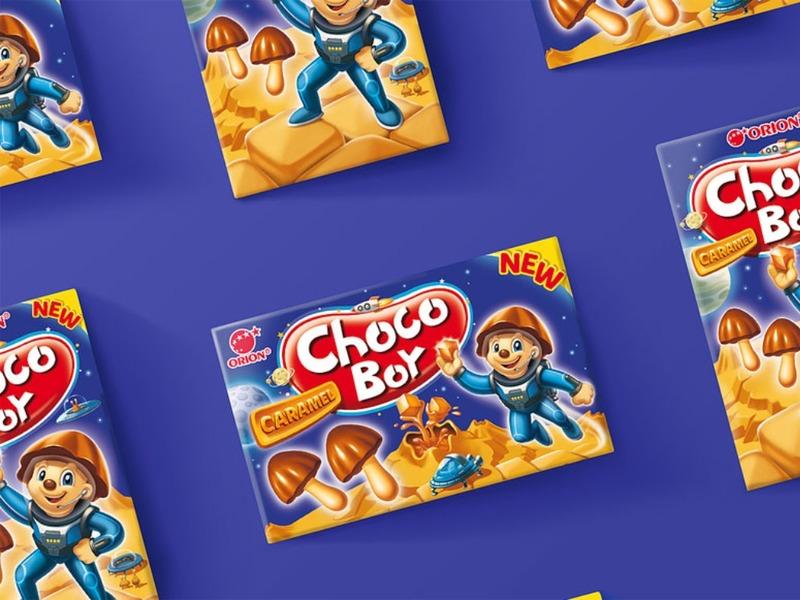 CHOCO BOY