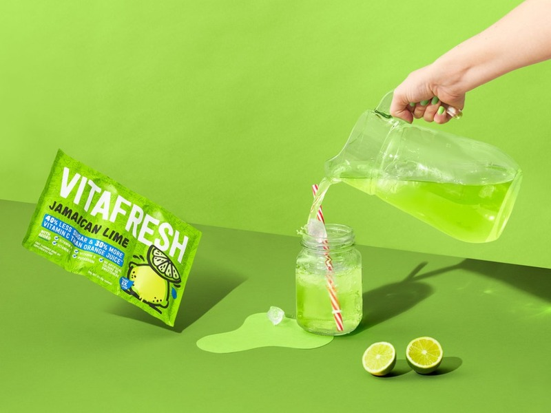 Walter & Wild выпустила бренд Vitafresh в новом дизайне упаковки