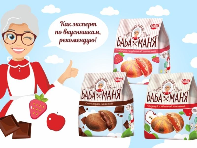 Баба Маня