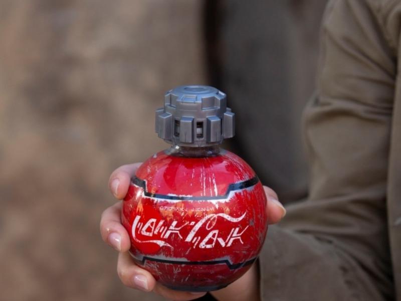 Межгалактическая Coca-Cola уже в продаже