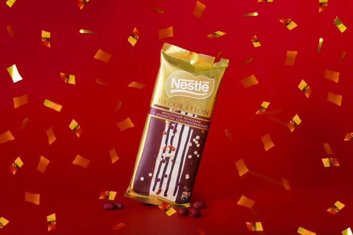 Nestle® Decoration
