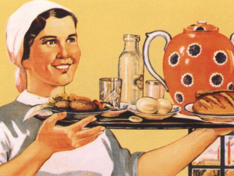 Тест: Помните ли вы советскую кухню?