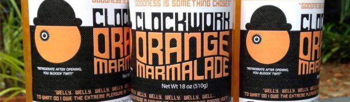 Clockwork Orange Marmalade