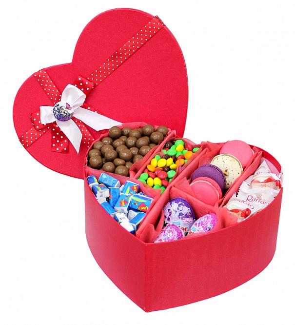 Коробка со сладостями для ребёнка