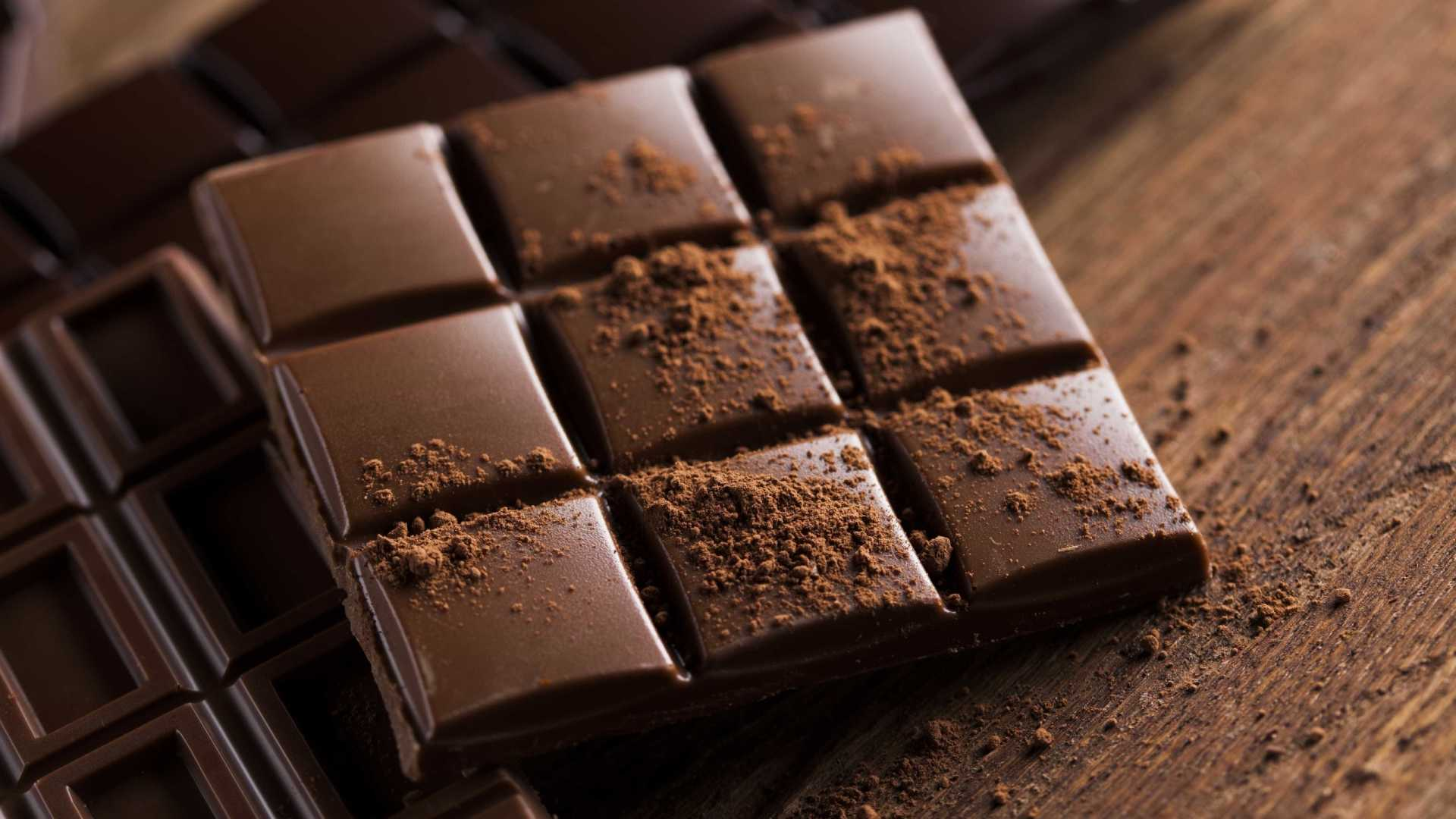 картинки черного шоколада покрасить