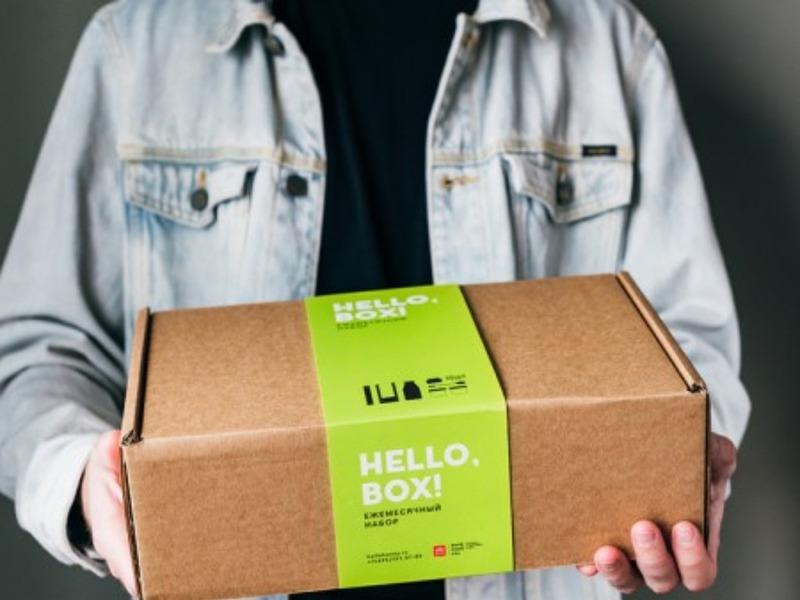 Магазин сладких подарков Hello, honey запускает новый продукт «Hello, box»