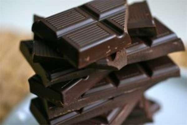 Не тающий в руках шоколад