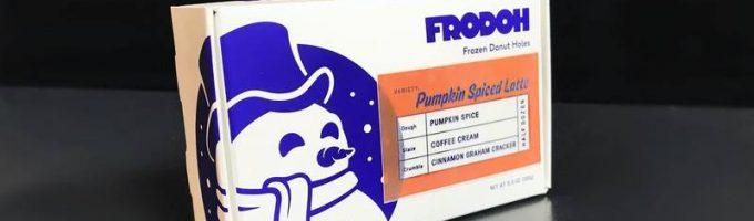 Frodoh – уникальные дырки от пончиков