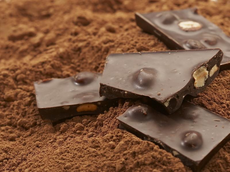 Нюхательный шоколад