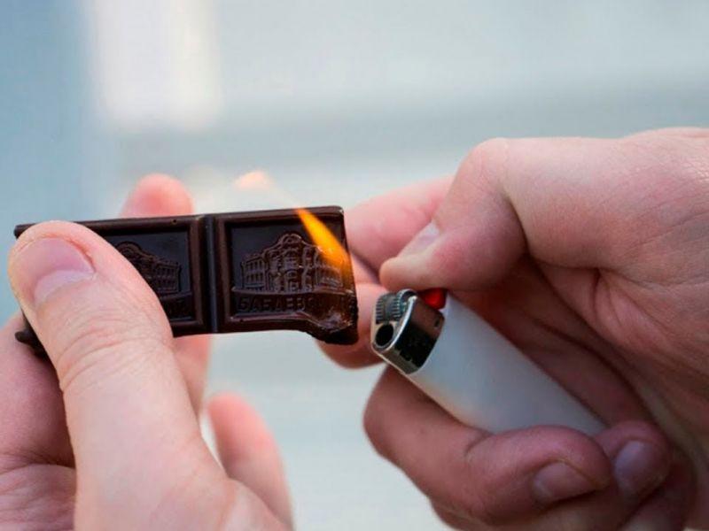 Огнеопасно: почему горит шоколад