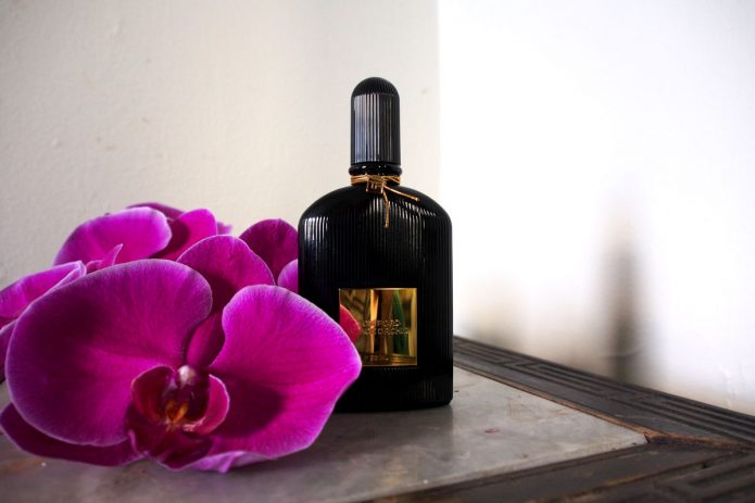 «Чёрная орхидея» от Tom Ford