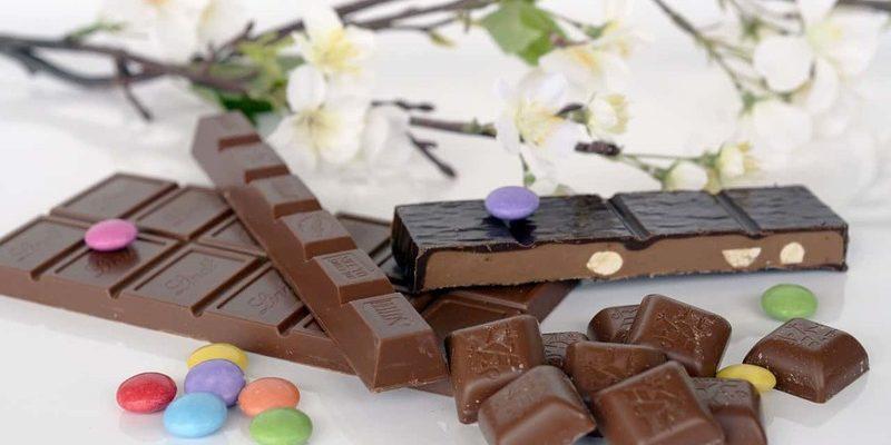 вреден шоколад для детей до трех лет