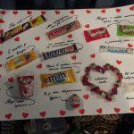 Универсальный сладкий плакат с признанием в любви
