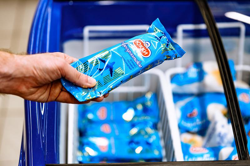 «Санта Бремор» вместе с фабрикой «Спартак» выпустили мороженое