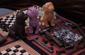 Выставка «Искусство шоколада» открылась в музее Востока