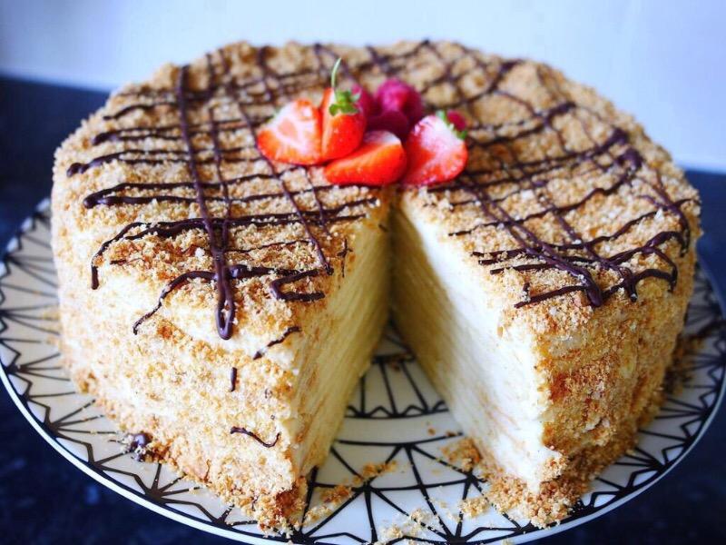 5 вкусных видов крема, с которыми любой торт станет шедевром