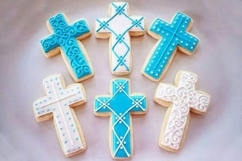 Три способа приготовить крещенское печенье «Кресты» без которых трудно представить праздник
