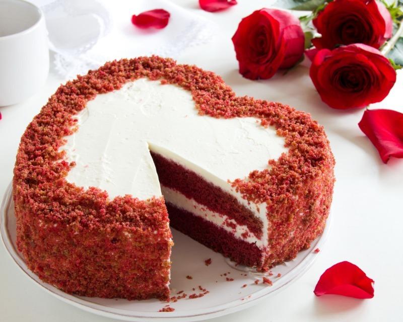3 самых вкусных торта ко Дню влюбленных, от которых все будут в восторге