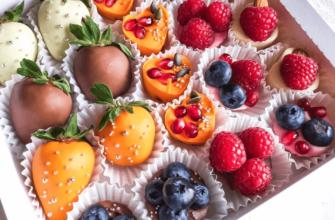 Фрукты в шоколаде в домашних условиях:рецепты вкуснейших десертов и правила их приготовления
