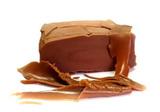 Бронзово-шоколадное масло